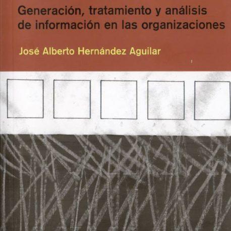 Generación, tratamiento y análisis (portada)