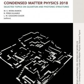 Some current topics in condensed matter physics 2018. Selected topics on quantum and photonic structures