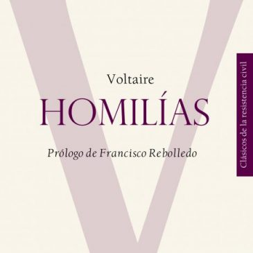 Homilias de Voltaire
