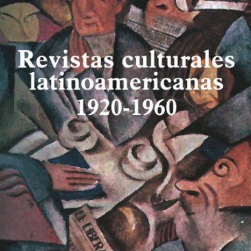 Revistas culturales latinoamericanas 1920-1960