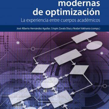 Aplicaciones modernas de optimización. La experiencia entre cuerpos académicos